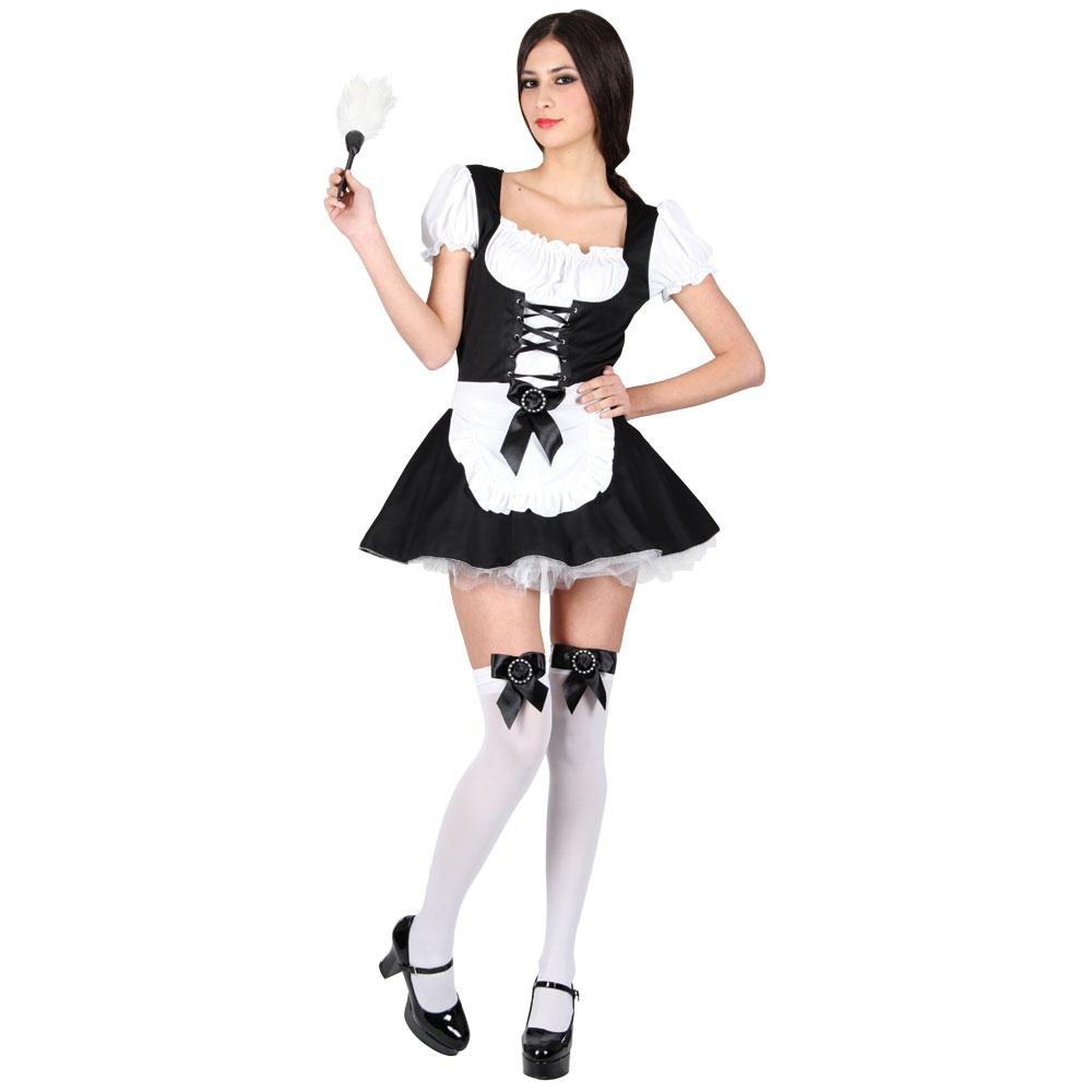 7d3851b7922a Flirty French Maid | Yvonne's Fancy Dress